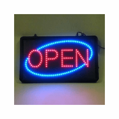 Open and Business Hours Signs