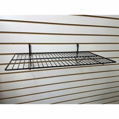 Pegboard Wire Shelves