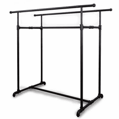 Pipeline H Rack Black