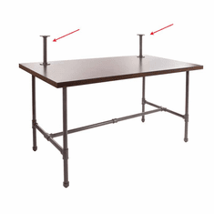 Pipeline - Nesting Table Topper Frame Only