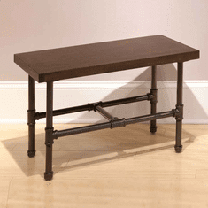 Pipeline Small Display Table Frame (Frame Only)
