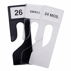 Plastic Size Dividers King (Box of 200)