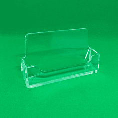 Quick Ship Acrylic Business Card Holder