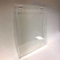 Acrylic Gridwall T-Shirt Display