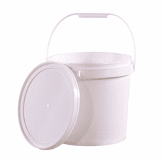 Replacement Sealable Wipe Dispenser Bucket
