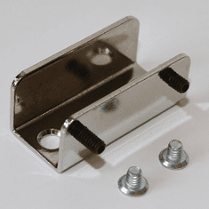 Security Cable Lock Bar Connecting Bracket