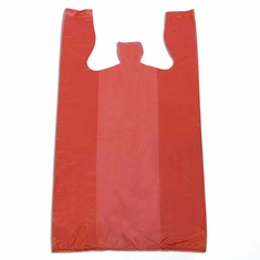 T-Shirt Bags (Box of 1000) Red