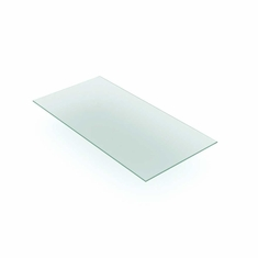"""Tempered Glass Shelves 12"""" x 24"""" Box of 5"""
