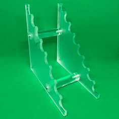 Tiered E-Cig Display Stand