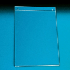 Wall-Mounting Acrylic Frames/Sign Holders