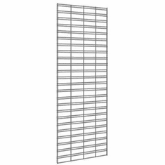 Wire Slatgrid Panels 2ft x 6ft (Box of 3)