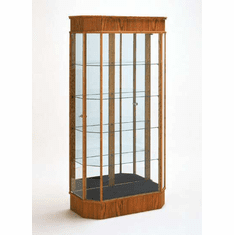 Wood Wall Display Case