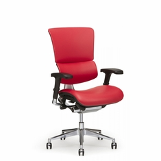 X4 Brisa Executive Chair Rose