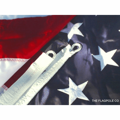 20'X38'  Appliqued Nylon American Flag
