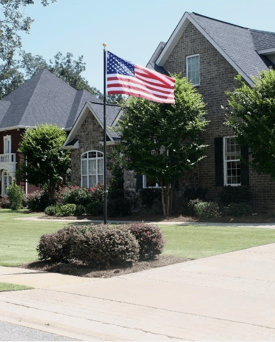 Budget Sectional Flagpoles