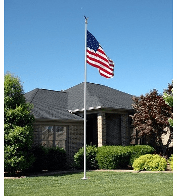 """Deluxe"" Budget Sectional Flagpoles"
