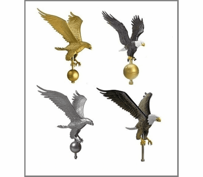 Eagles & Ball Finials