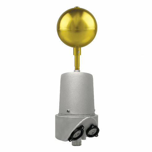 Hard Wired LED Beacon Down Light Assembly  20' - 50' Internal Halyard Flagpoles