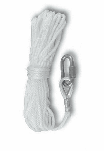 Inner Core Wire  Nylon Rope Assemblies