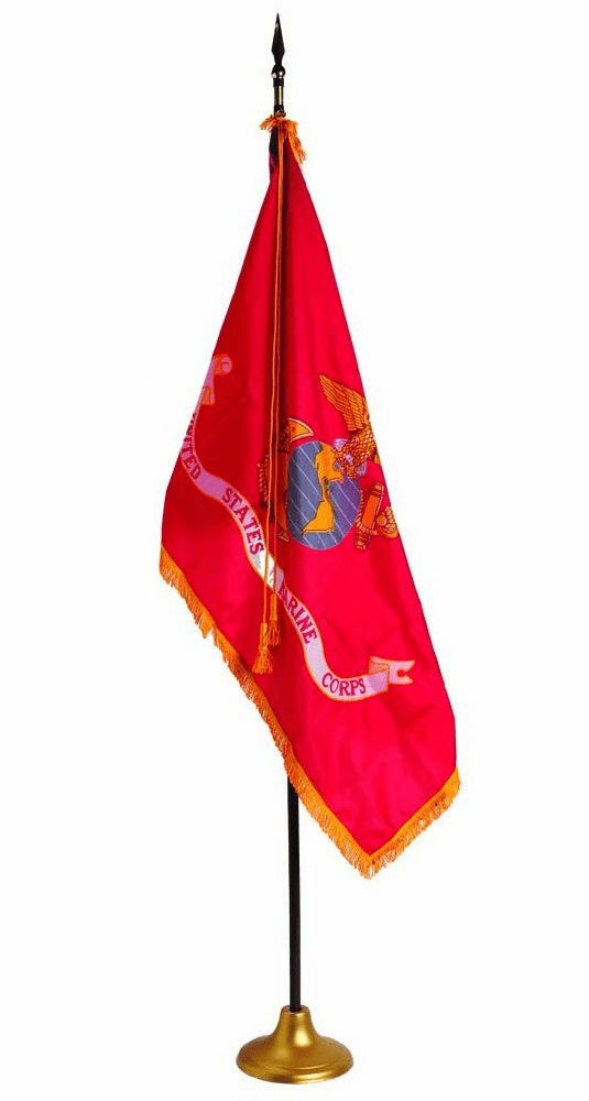 Military Indoor/Parade Flag Set  FREE SHIPPING! View Prices