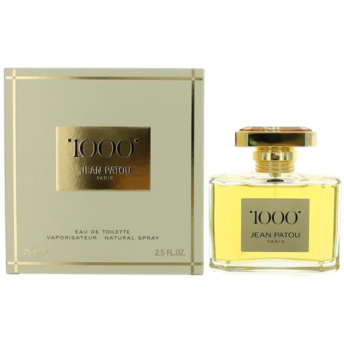 1000 by Jean Patou, 2.5 oz Eau De Toilette Spray for Women