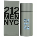 212 by Carolina Herrera, 3.4 oz Eau De Toilette Spray for Men