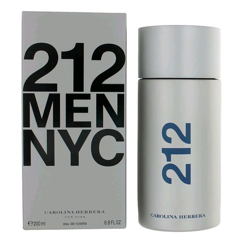 212 by Carolina Herrera, 6.8 oz Eau De Toilette Spray for Men