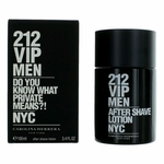 212 VIP by Carolina Herrera, 3.4 oz After Shave for Men