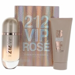 212 VIP Rose by Carolina Herrera, 2 Piece Gift Set for Women