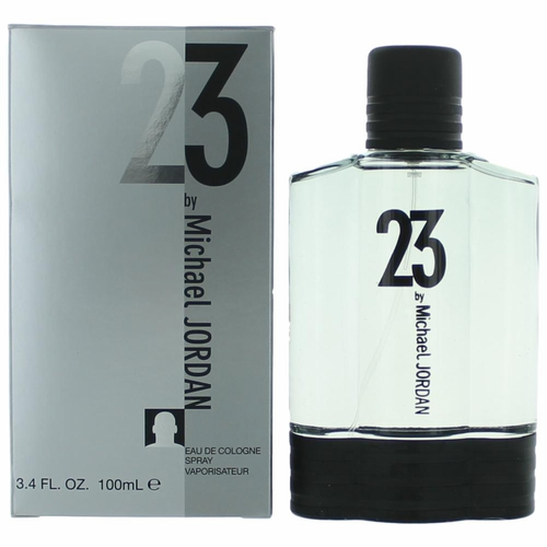 23 by Michael Jordan, 3.4 oz Cologne Spray for Men