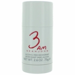3 AM by Sean John, 2.6 oz Alcohol Free Deodorant Stick for Men