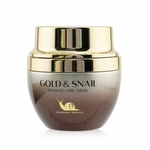 3W Clinic Gold & Snail Intensive Care Cream (Whitening/ Anti-Wrinkle)  55g/1.94oz