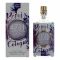 4711 Remix Lavender Cologne by Muelhens, 5.1 oz Eau De Cologne Spray for Unisex