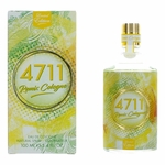 4711 Remix Lemon Cologne by Muelhens, 3.4 oz Eau De Cologne Spray for Unisex