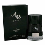 AB Spirit by Lomani, 3.3 oz Eau De Toilette Spray for Men