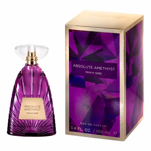 Absolute Amethyst by Thalia Sodi, 3.4 oz Eau De Parfum Spray for Women