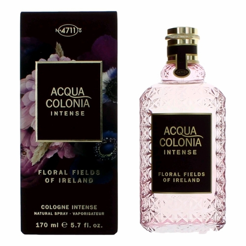 Acqua Colonia Intense Floral Fields of Ireland by 4711, 5.7 oz Cologne Intense Spray Unisex