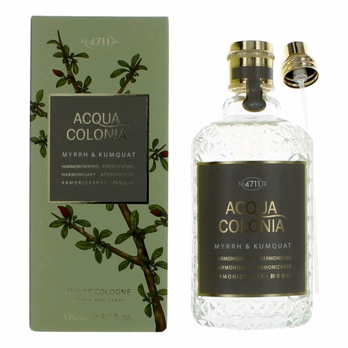 Acqua Colonia Myrrh & Kumquat by 4711, 5.7 oz Eau De Cologne Spray for Women