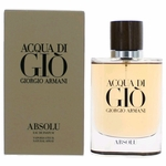 Acqua Di Gio Absolu by Giorgio Armani, 2.5 oz Eau De Parfum Spray for Men