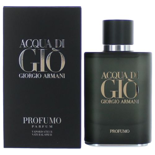 Acqua Di Gio Profumo by Giorgio Armani, 2.5 oz Parfum Spray for Men