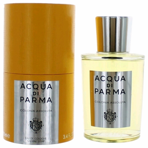 Acqua Di Parma Colonia Assoluta by Acqua Di Parma, 3.4 oz Eau De Cologne Spray Unisex