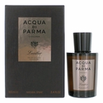 Acqua Di Parma Colonia Leather by Acqua Di Parma, 3.4 oz Eau De Cologne Concentree Spray for Men