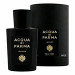 Acqua Di Parma Leather by Acqua Di Parma, 3.4 oz Eau De Parfum Spray for Unisex