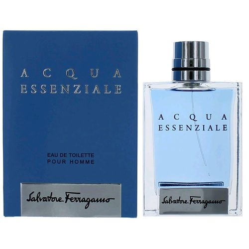 Acqua Essenziale by Salvatore Ferragamo, 3.4 oz Eau De Toilette Spray for Men