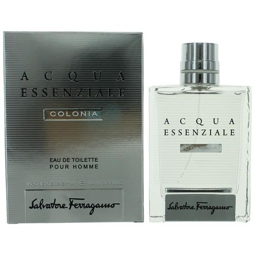 Acqua Essenziale Colonia by Salvatore Ferragamo, 3.4 oz Eau De Toilette Spray for Men