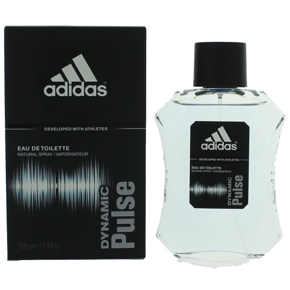 Authentic Adidas Dynamic Pulse Cologne By Adidas 3 4 Oz