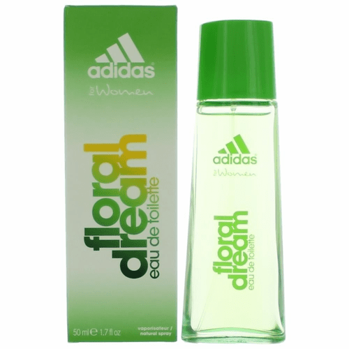 Adidas Floral Dream by Adidas, 1.7 oz Eau De Toilette Spray for Women
