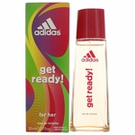 Adidas Get Ready by Adidas, 1.7 oz Eau De Toilette Spray for Women