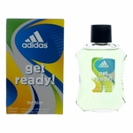 Adidas Get Ready by Adidas, 3.4 oz After Shave for Men