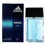 Adidas Moves by Adidas, 1.7 oz Eau De Toilette Spray for Men